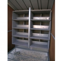 Internal od Aviary for Pigeons 8 or 10 pair