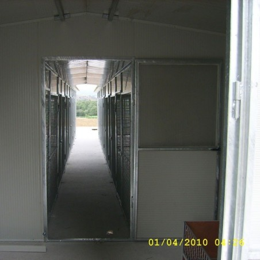 interno corridoio comune box mod. Modulare