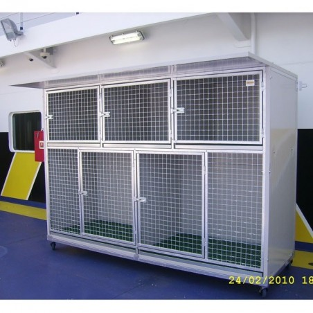 Veterinary Cage for cats and dogs