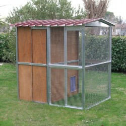 Enclosure for Cats