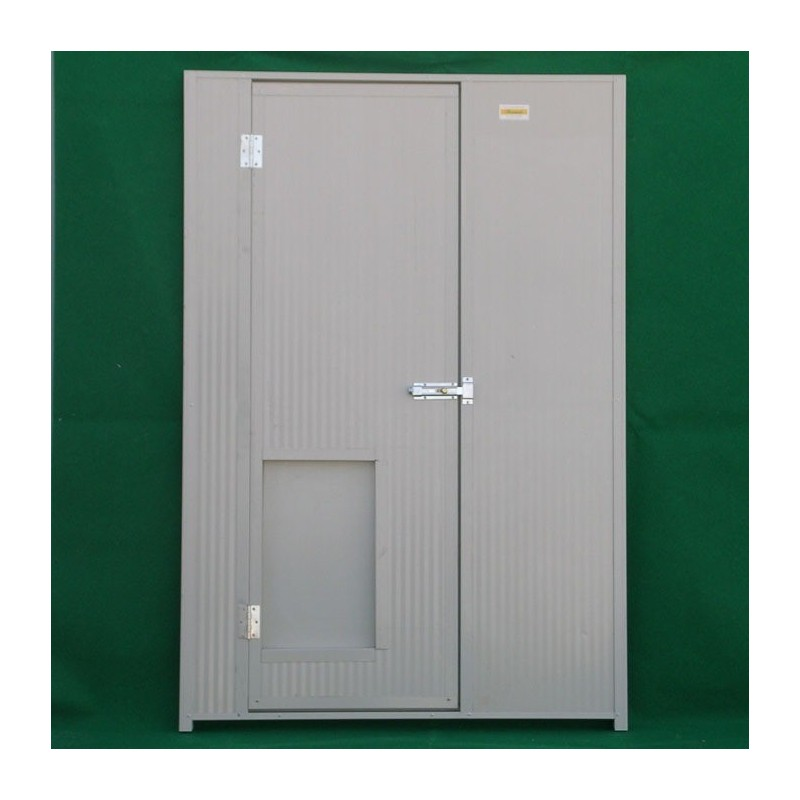 Insulated Panels, Gates and Roofs