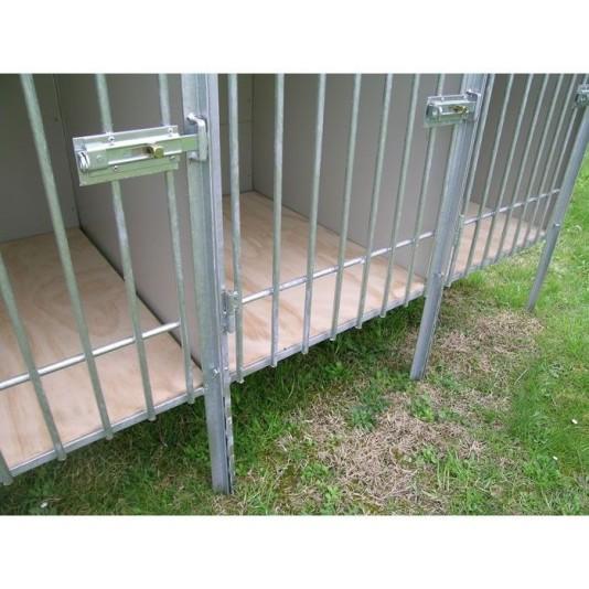 Hundezwinger für Hundeschulungszentren