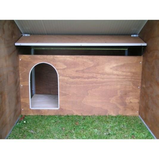 cuccia interna Box per cani mod. Cocker