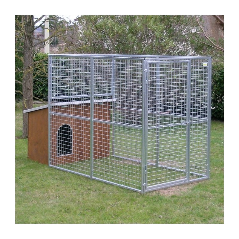 Dog Kennel mod. Eco + Dog House mod. Collie