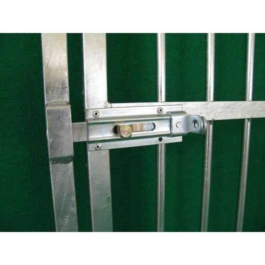chiusura con catenaccio portaslucchetto