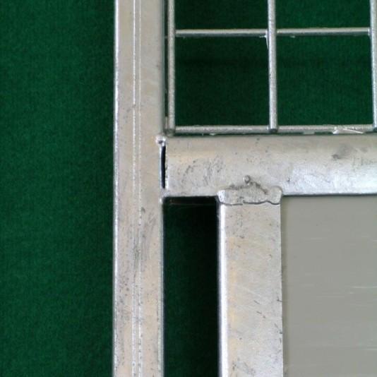 Closed at the bottom Panels