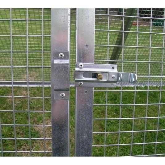 Käfig aus Drahtgitter für Hühnerstall