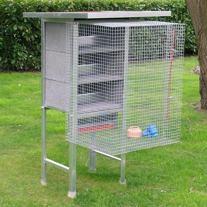 Aviary for Pigeons 3 pair