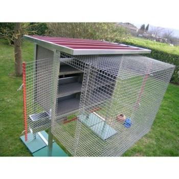 Aviary for Pigeons 6 pair