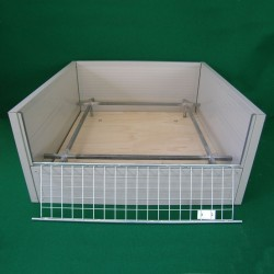 Whelping Box in insulated panels for dogs