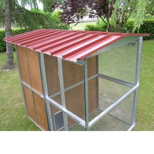 Box per Gatti 123 x 170