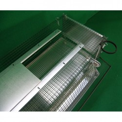 door on Cage for laying quail