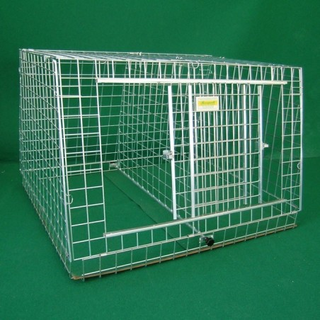 Dog Crate in net shaped