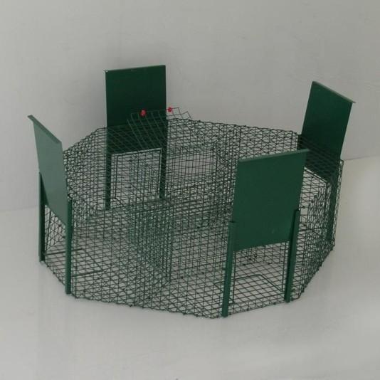 Trappola per corvidi 4 entrate
