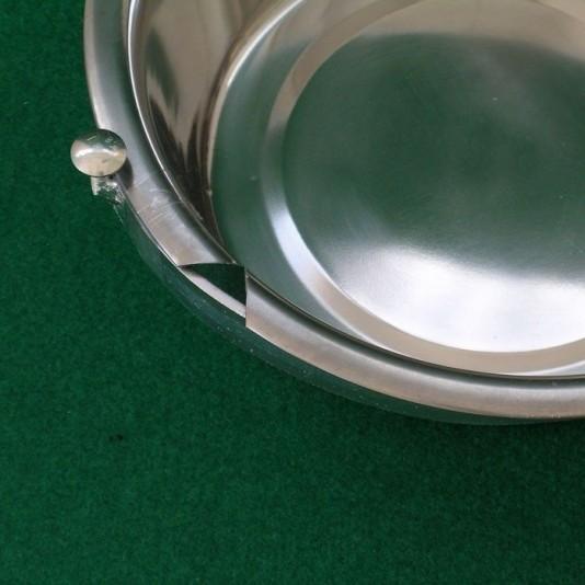 Fixer Fressnapf für Hunde, der nicht umgeschüttet werden kann