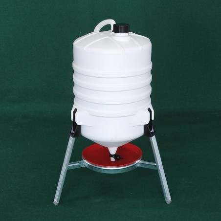 Drinker mod. Siphon 30 l with legs