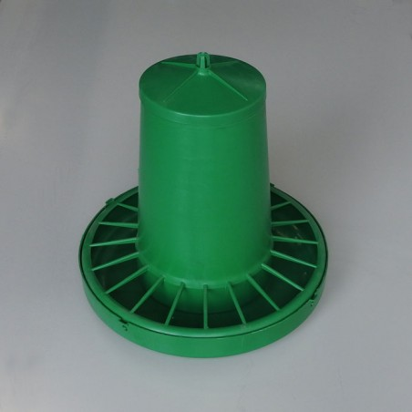 Hopper feeder for chickens 15 kg