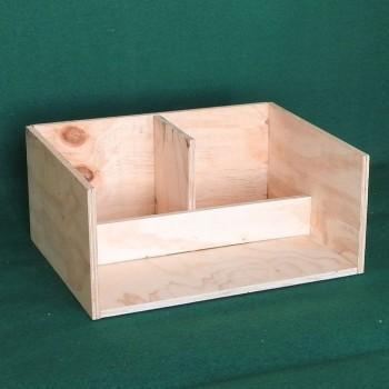 Nido per colombi in legno